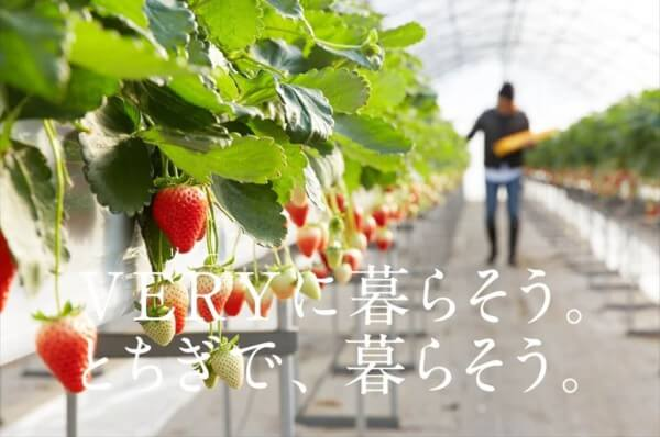 【ベリーマッチとちぎオープニングイベント!】 ローカルにある、これからの暮らし-ニア東京・とちぎの可能性-