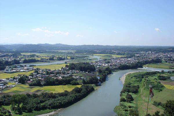 那須烏山市のイメージ