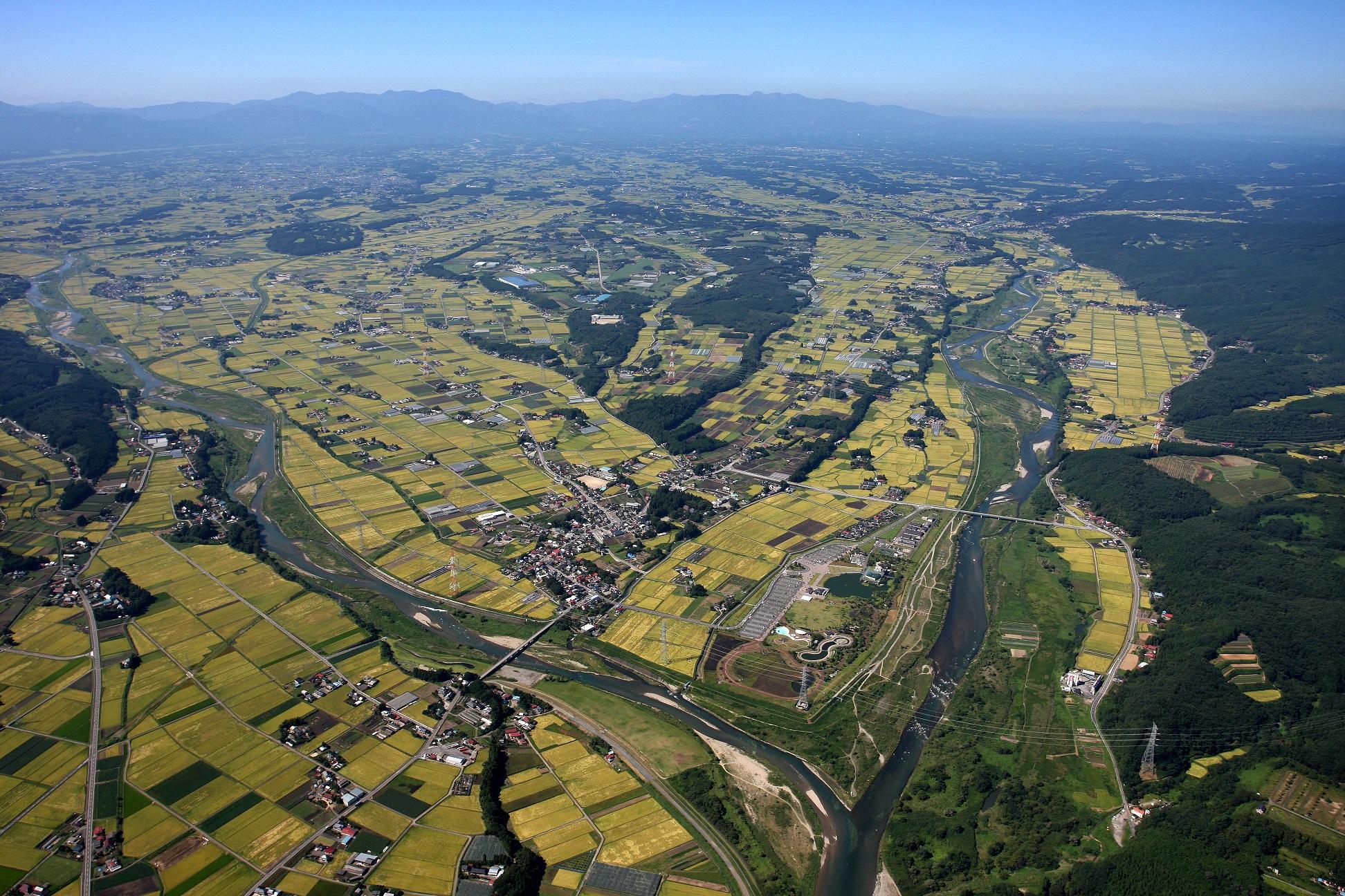 大田原市のイメージ