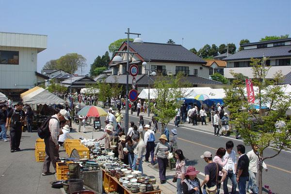 益子町の魅力イメージ その1