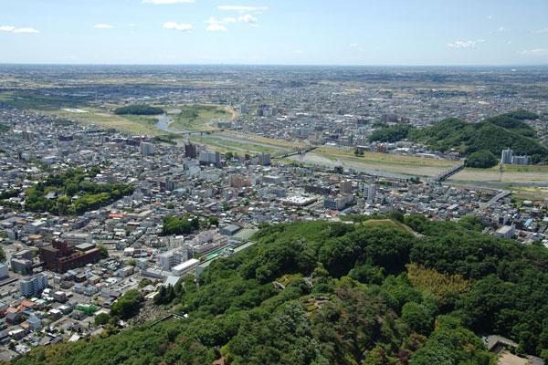 足利市のイメージ