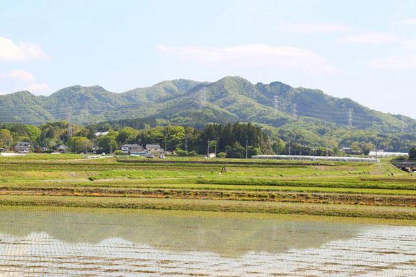 益子町のイメージ