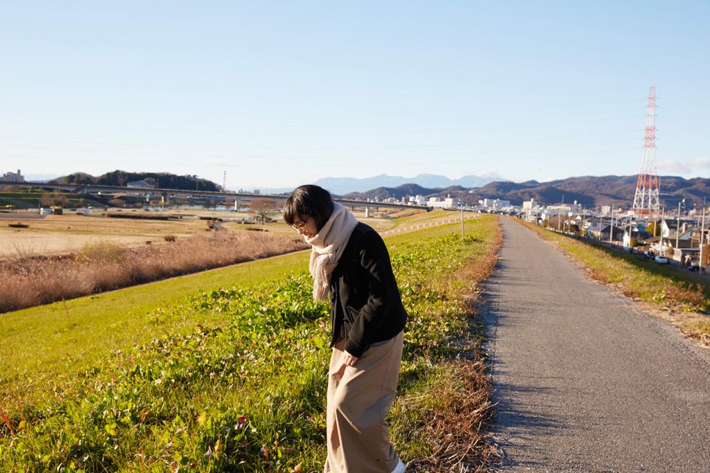 惣田さんと風景