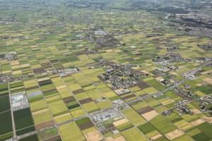 航空写真(豊田・中・穂積地区)