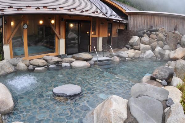秘境の温泉と宿 前日光あわの山荘