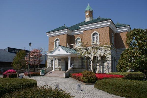 川上澄生美術館 ナイトミュージアム
